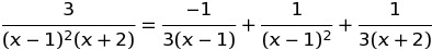 fraction final